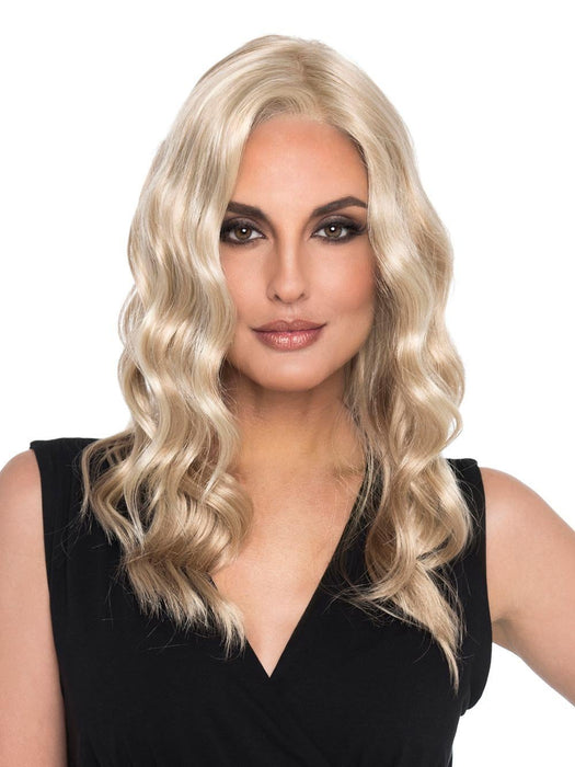 MAYA by ENVY in LIGHT BLONDE | 2 toned blend of Creamy Blonde with Champagne highlights
