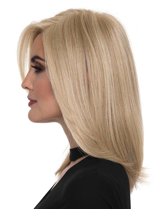 Her Mono Top construction, with hand-tied sides and back, make for one of the most realistic appearances on the market
