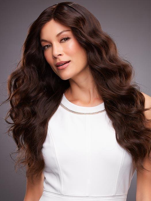 100% Hand-Tied Cap - Each hair is individually hand-tied, creating the appearance of natural growth
