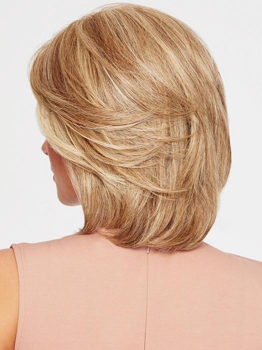 RL16/88 PALE GOLDEN HONEY | Dark Natural Blonde Evenly Blended with Pale Golden Blonde