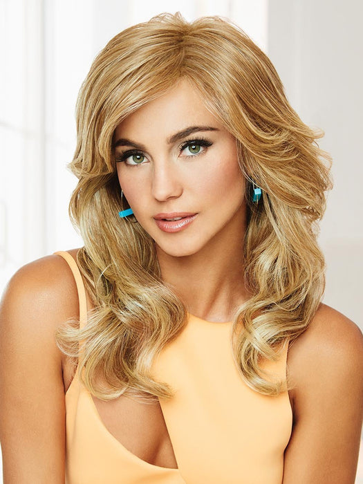 BEST SELLER | The Always Wig by Raquel Welch can be worn wavy, straight, up or down.