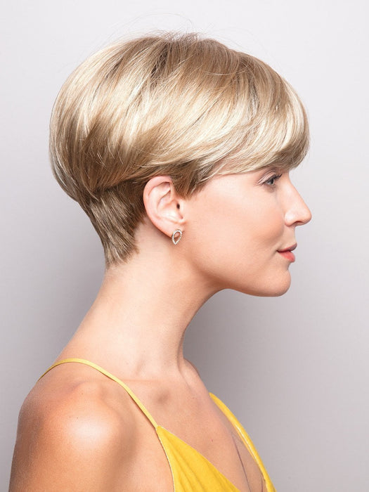 Noriko Blake puts a modern twist on the classic bowl cut!