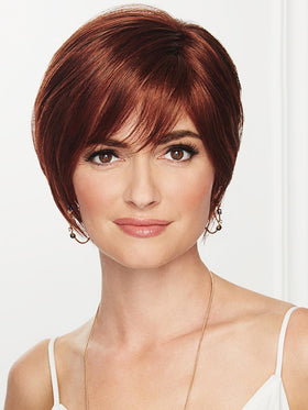 CONTEMPO CUT Wig by GABOR in GL 33-130 SANGRIA | Intense Fiery Red