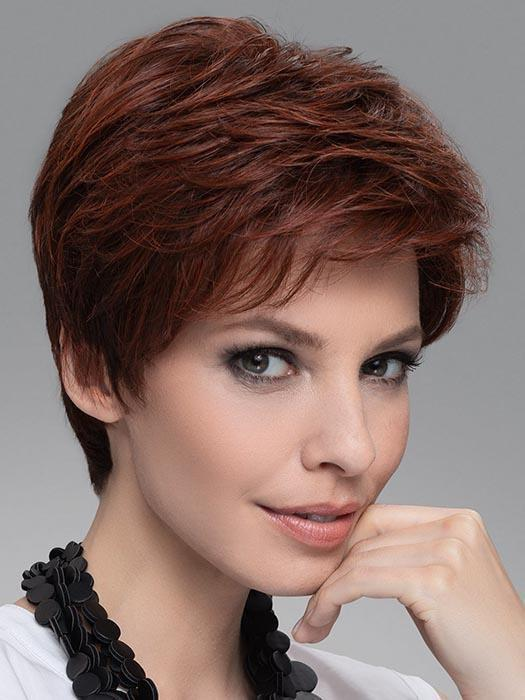 Ultra smooth Remy-human hair is blended seamlessly with our special Futura fiber