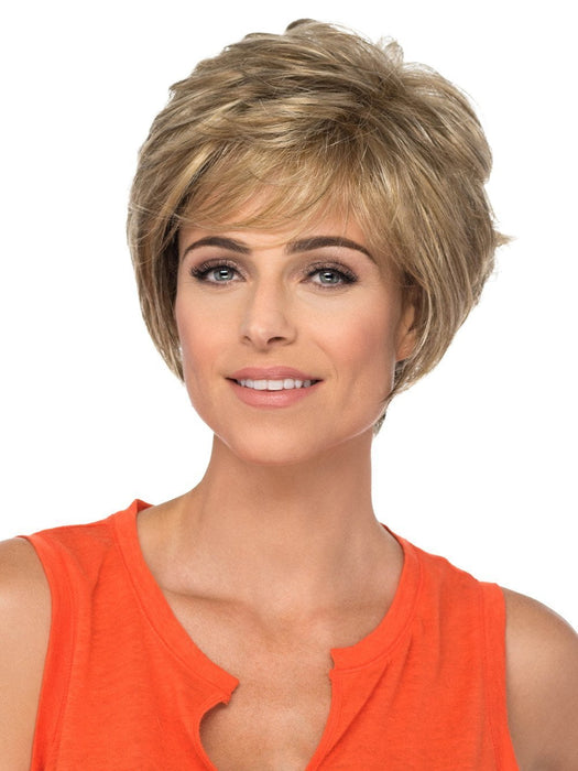 Short pixie style with tons of volume