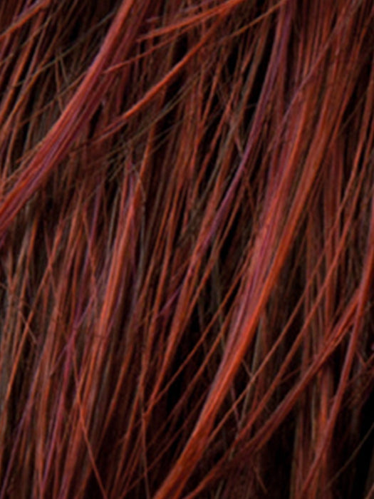 HOT CHILI MIX | Dark Copper Red, Dark Auburn, and Darkest Brown blend
