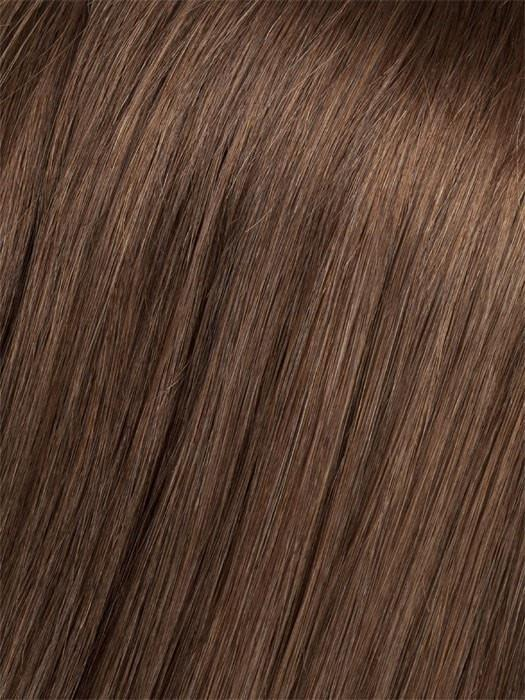 6 Medium Chestnut Brown