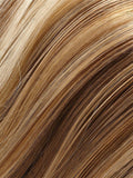12F Blonde Pecan Praline: Lt Gold Brown/Honey Blonde/Platinum Blonde Blend