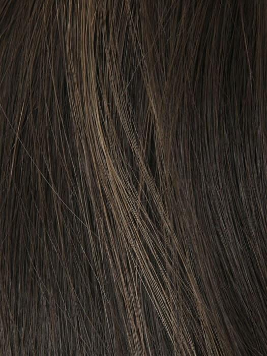 12HL6 | Dark Brown Mix w. Light Brown Highlight