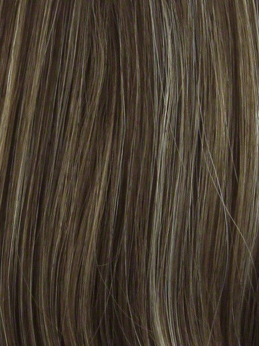 Color 12H = GOLDEN BROWN/LIGHT GOLD BLONDE HIGHLIGHTS