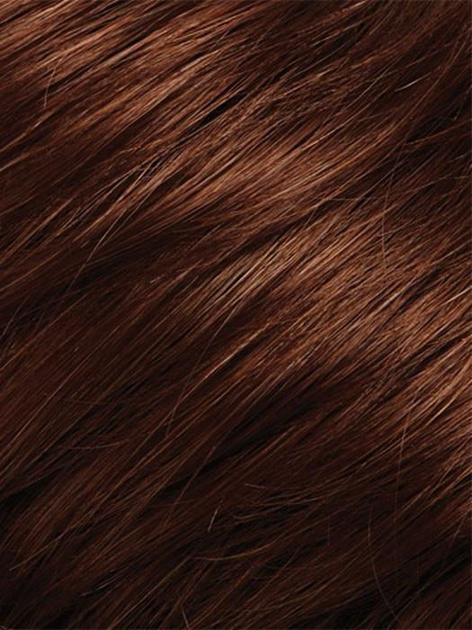 130/31 | CHILI PEPPER | Medium Natural Red Brown and Medium Red Blend with Medium Red Tips