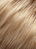 Color 14/24 = Creme Soda: A Medium Natural-Ash Blonde & Light Natural Blonde Blend