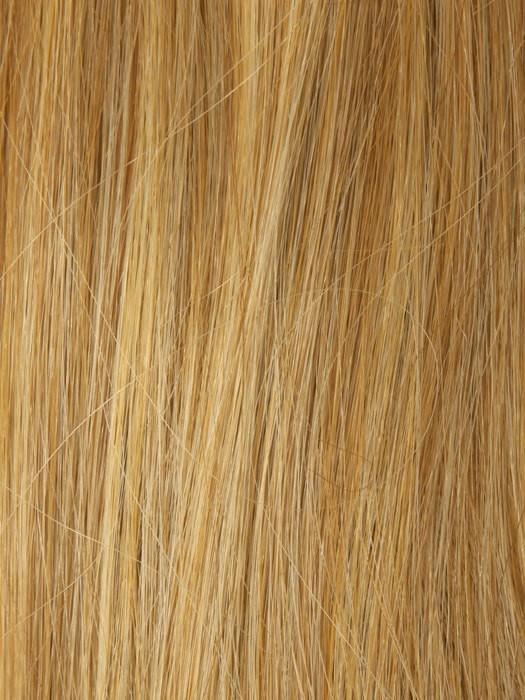 140/27  BUTTERSCOTCH BLONDE | Light Blonde Blended w. Light Red Highlight Tones