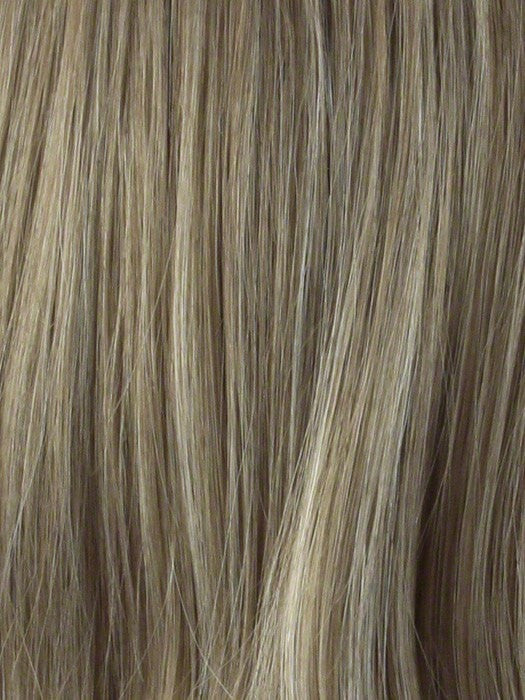 Color 14H = DARK BLONDE / LIGHT WHEAT BLONDE HIGHLIGHTS