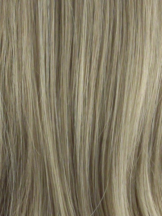 16H | Ash blonde with platinum blonde highlights