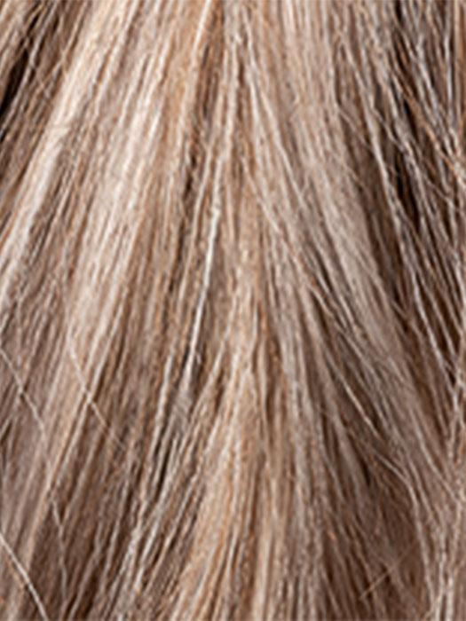 CANDY BLONDE ROOTED | Pearl platinum blonde mixed with light reddish brown and pure white