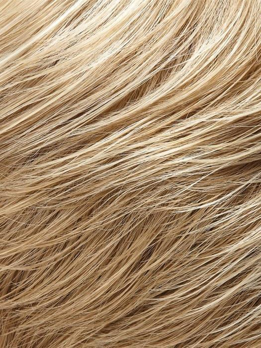 BLACK TIE BLONDE | Light Ash Blonde and Light Natural Blonde Blend with Light Natural Blonde Nape