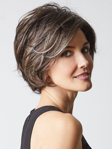 Brenna by Rene Of Paris | Synthetic Lace Front Wig (Mono Part) | 40% OFF