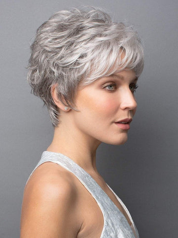 Rina by Rene of Paris | Short Synthetic Wig (Basic Cap) | 40% OFF