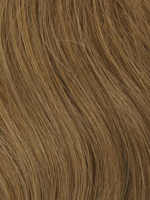 24/14/12 BROWNISH BLONDE | Light Brown & Brown Blonde & Golden Blonde Evenly Blended