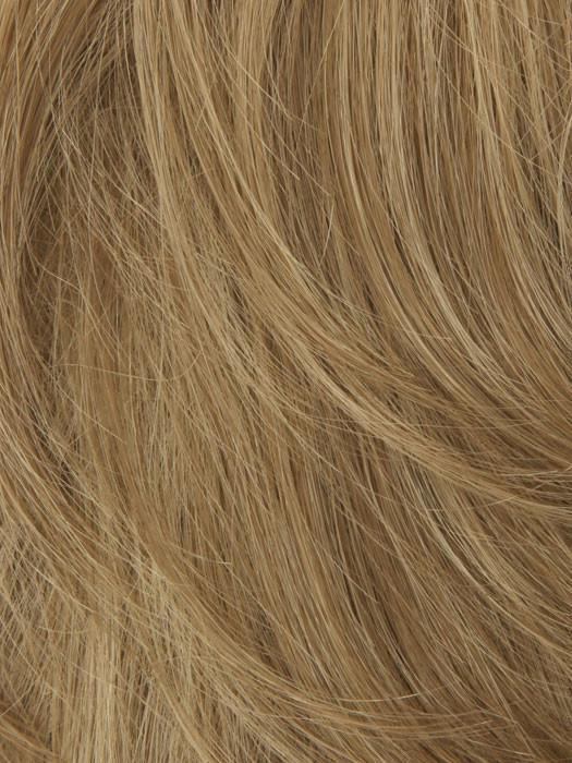 24/14 GOLDEN BROWN BLONDE | Light Gold Blonde Frosted w. Light Brown
