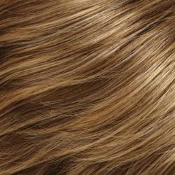 24BT18-Eclair - Dark Natural Ash Blonde & Light Golden Blonde Blend w/Light Golden Blonde Tips