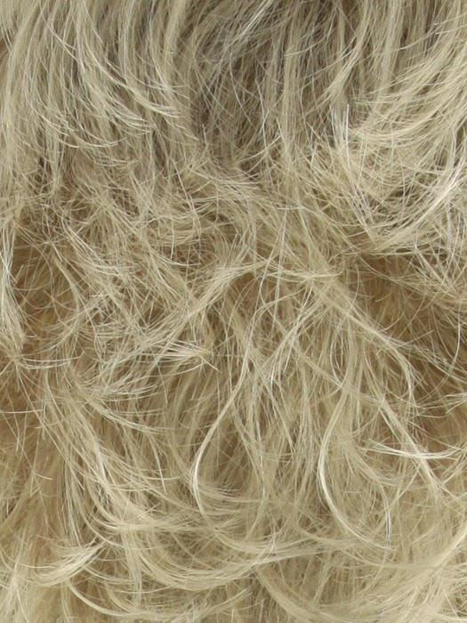 24GR Light Golden Blonde with Bleach Blonde Front