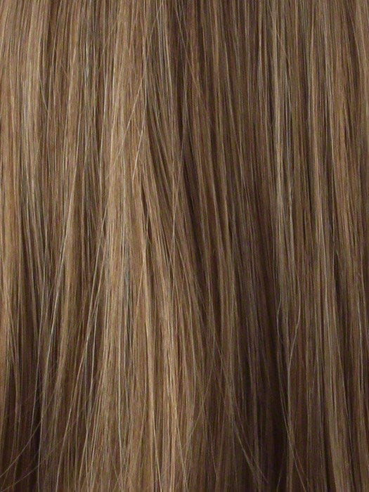 Color 27AH = DARK STRAWBERRY BLONDE / DARK BLONDE HIGHLIGHTS
