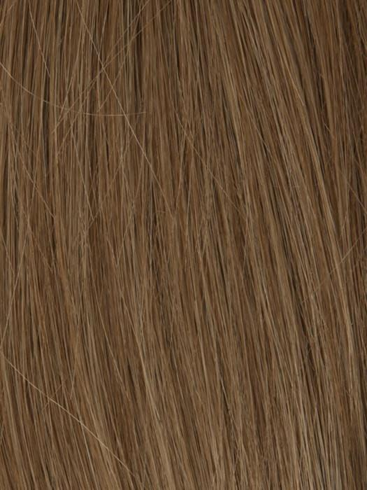27 HONEY RED | Light Brown w. Light Blonde & Red Highlights