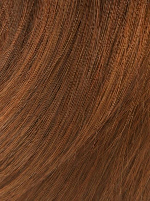 31/130 | CHESTNUT | Medium Dark Auburn with Dark Copper Highlights