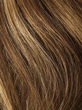 4/14/24B CARAMEL CREAM | Cappuccino Blended with Light Brown and Light Ash Blonde