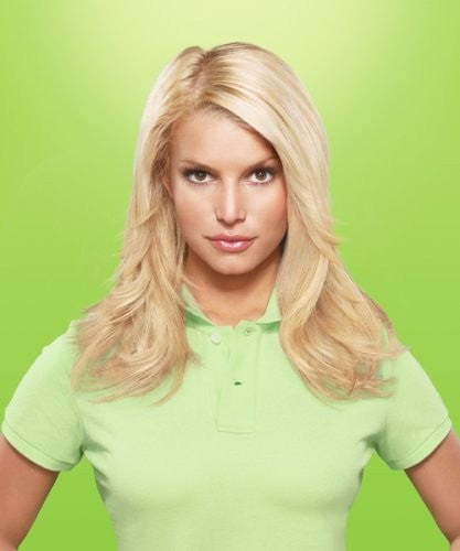 "Color N/A | 19"" Straight Hair Extension by Jessica Simpson"