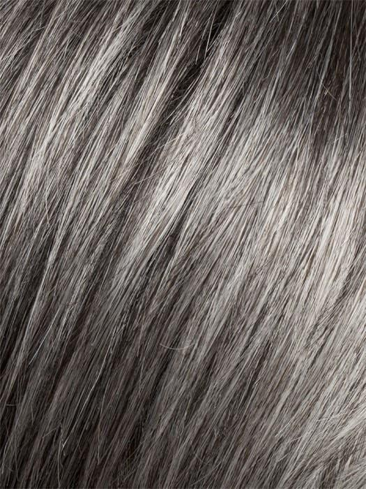 Color 305C = Sugared Smoke: Light blonde with 80% grey and a pearly white front | Renew by Gabor