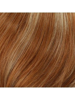 Color 613HL27 =Lightest Red base w/ Vanilla highlights