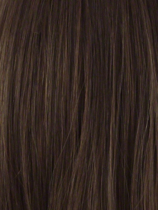 Color 6H = CHESTNUT BROWN/AUBURN HIGHLIGHTS