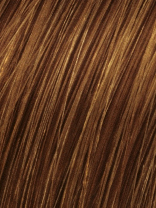 Color 8/29H=Golden Brown w/ Auburn Highlights