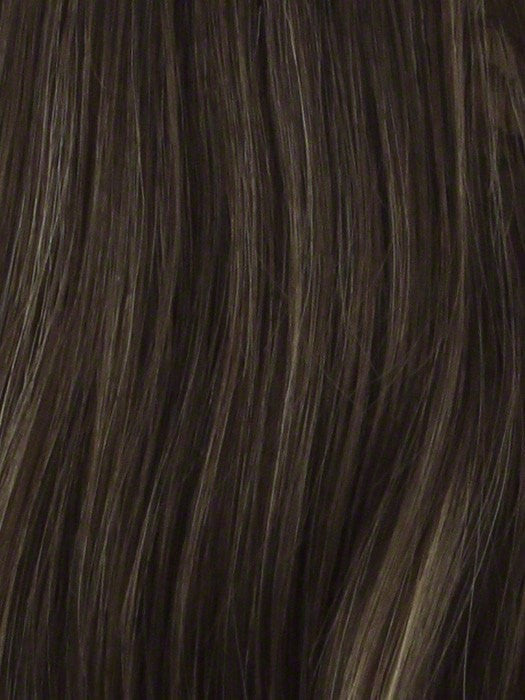 Color 8H = MEDIUM BROWN / GOLDEN BROWN HIGHLIGHTS