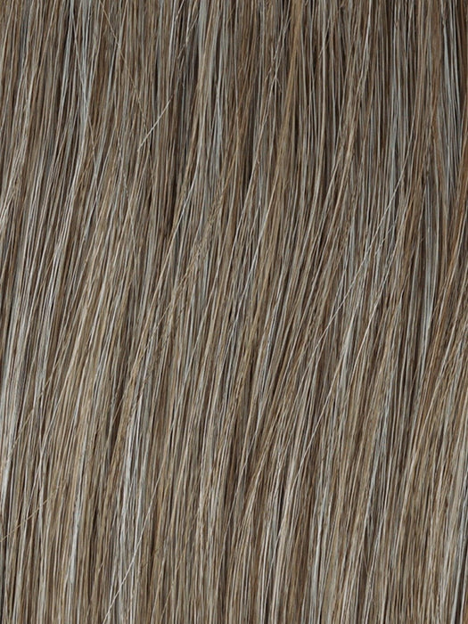 901 BROWN-GREY | Light brown with silver highlights