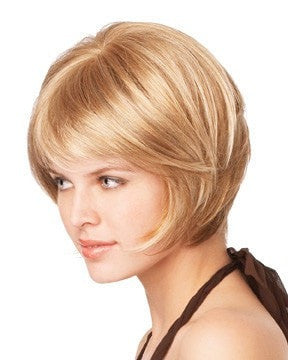 Color G15+ = Buttered Toast Mist: Warm blonde with pale highlights on top