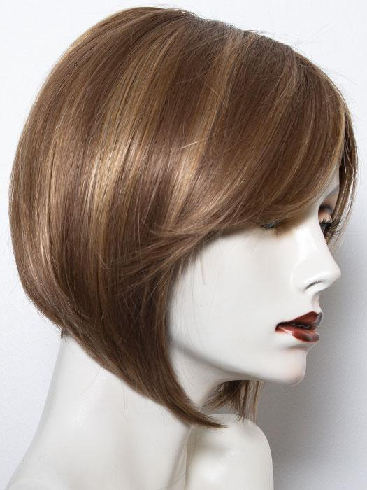MOCHACCINO-R | Medium Brown with Light Brown Base and Strawberry Blonde Highlights