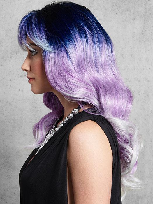 Arctic Melt Wig by hairdo gives you #hairgoals.......no celebrity colorist or harsh chemicals required