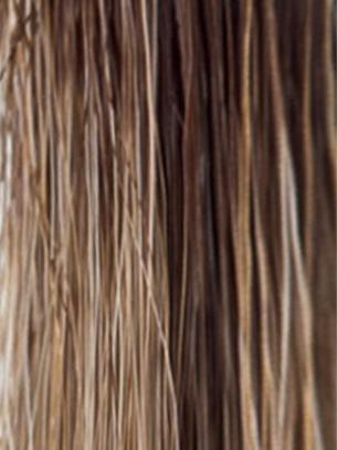 BANANA-SPLIT-LR | The base is a slightly warmer brown that quickly shifts to a light golden blonde.
