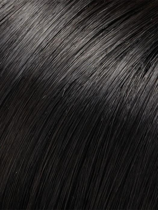 BLACK | Jet Black and Darkest Brown blend