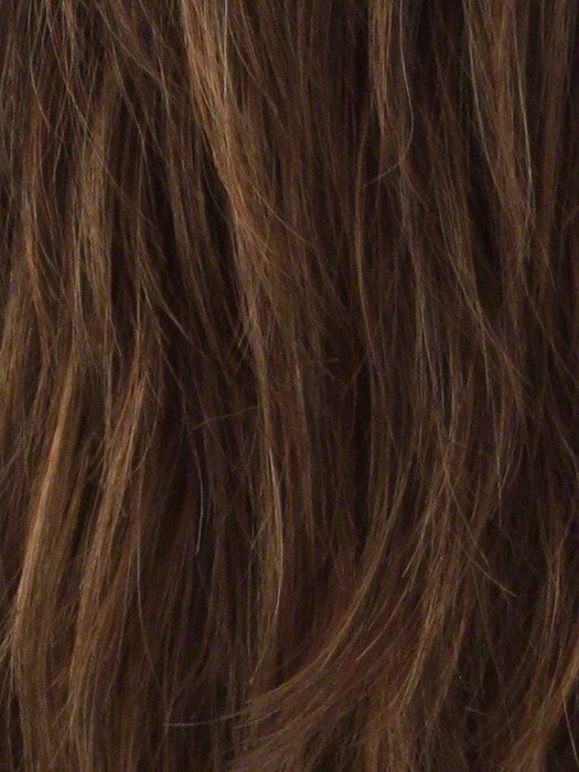 BRONZED-BROWN | Medium Auburn with Light Auburn highlights