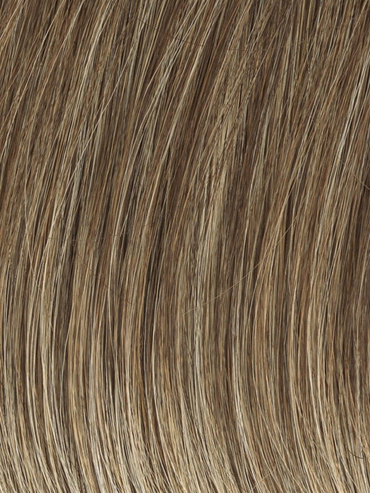 R8/25 | BROWN-BLONDE | Medium to light brown with blonde highlights