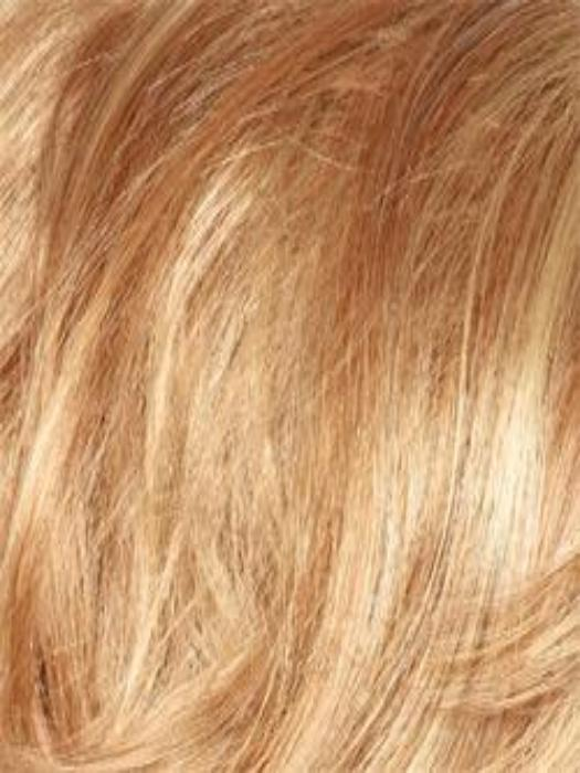 BUTTERSCOTCH | Super Golden Blonde w/Gold Blonde Highlights
