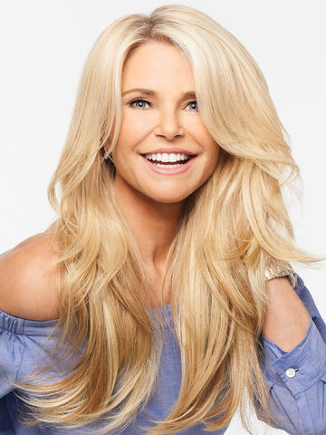 "16"" Clip-in Hair Extension by Christie Brinkley 