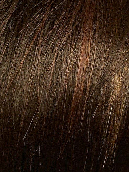 Color Coffee = Dark Brown with Dark Brown & Honey Brown 50/50 blend highlights