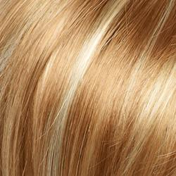 Chai Cream Honey Brown base with a Platinum Blonde highlight