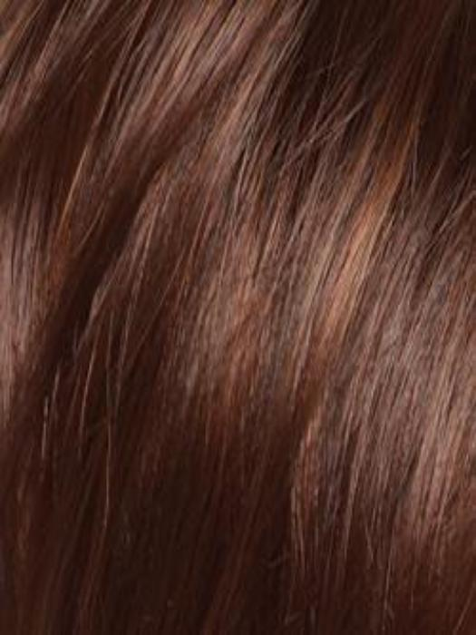 Chestnut Dark and Bright Auburn 50/50 blend